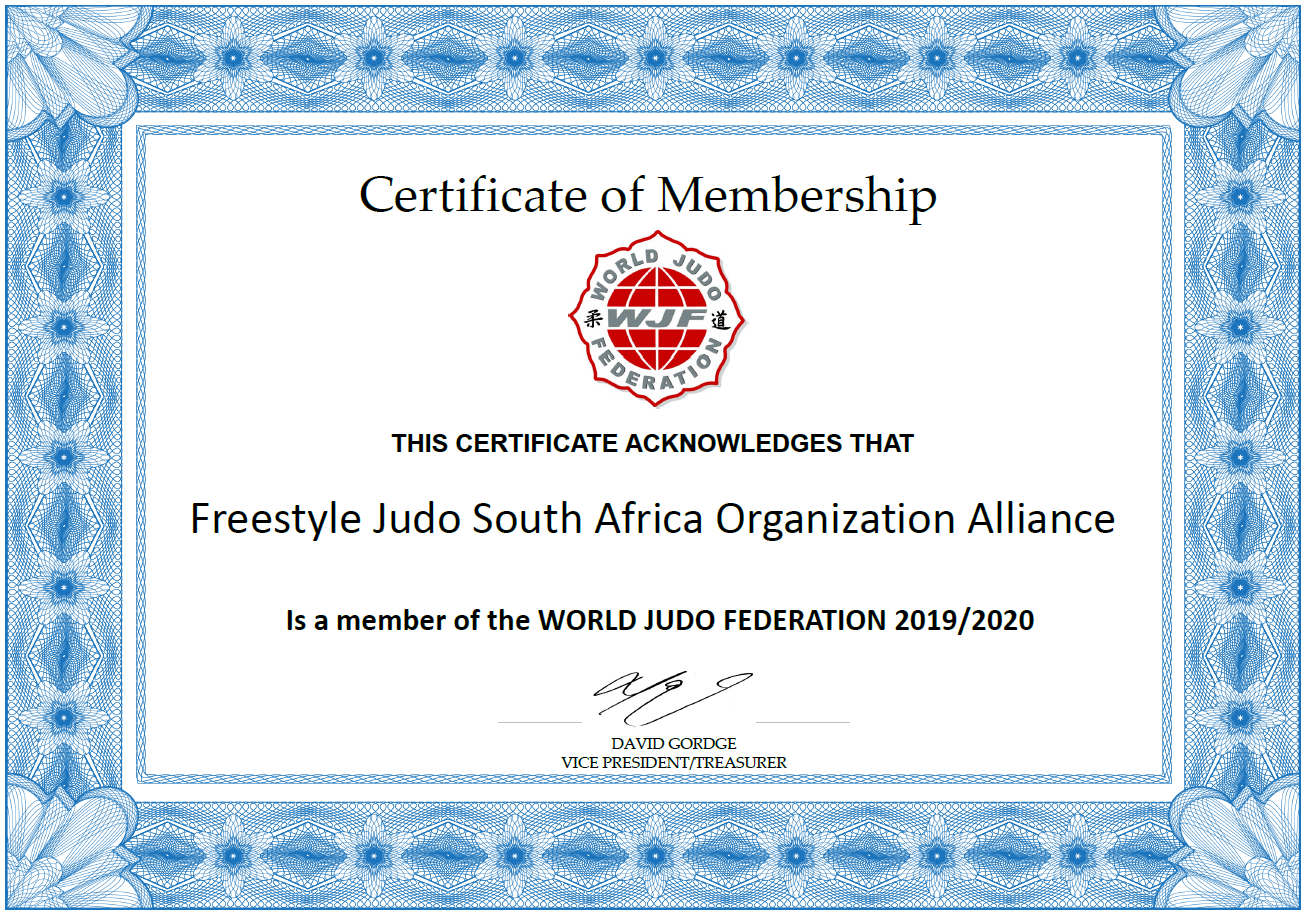 WJF Certificate of Membership 2019_2020
