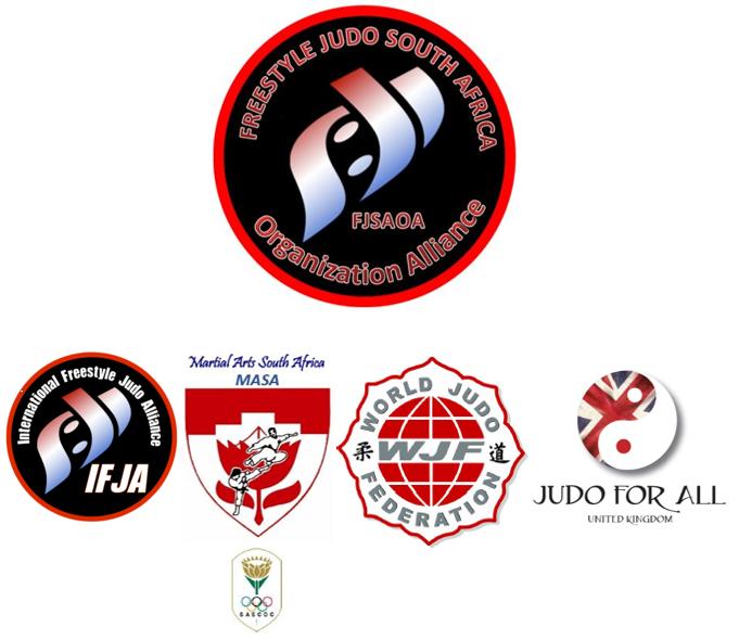 Freestyle Judo South African Organization Alliance