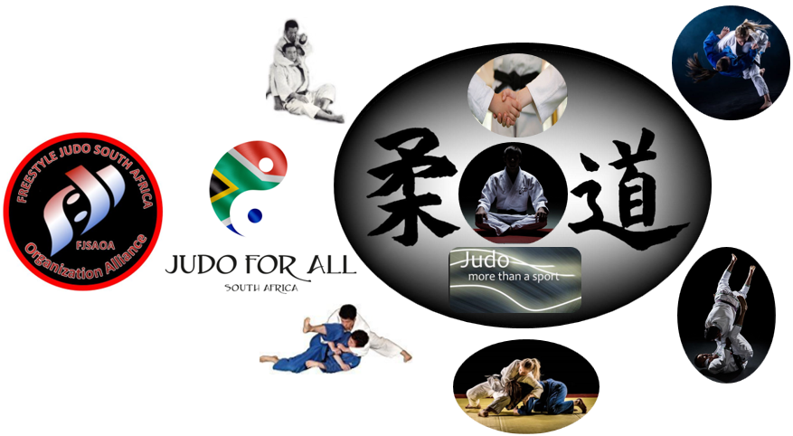 Freestyle Judo South African Organization Alliance & Judo For All South Africa